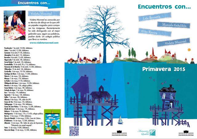 """""""Encuentros con..."""" Primavera 2015"""